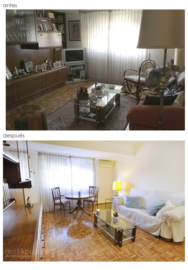 proyecto home staging