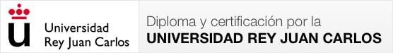 Formación acreditada por la Universidad Rey Juan Carlos