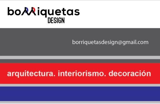 borriquetas design correo electronico