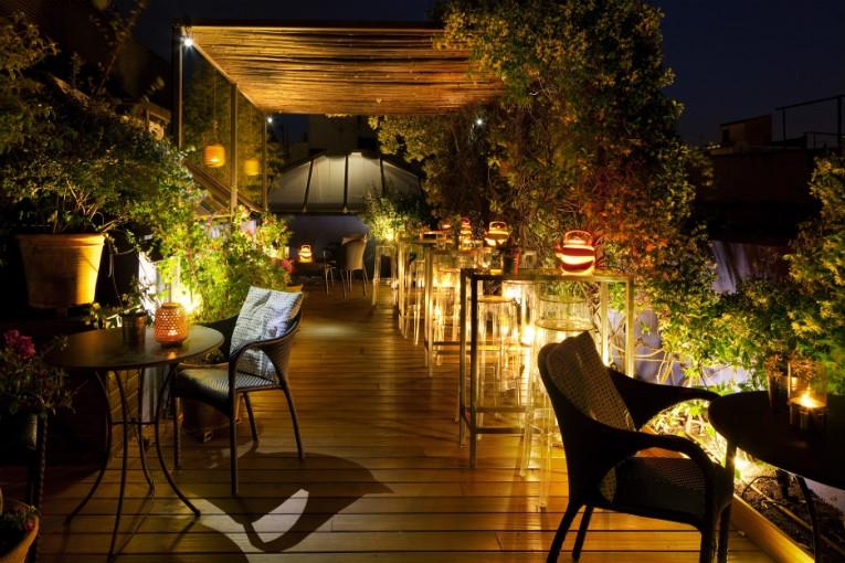 terraza de diseño Roba Estesa Barcelona