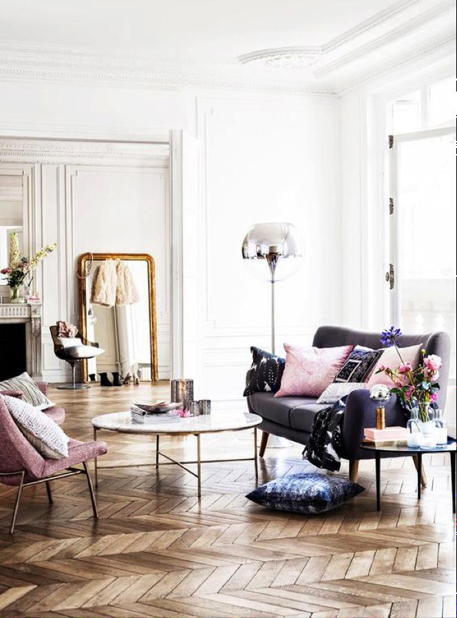inspiración parisina salon