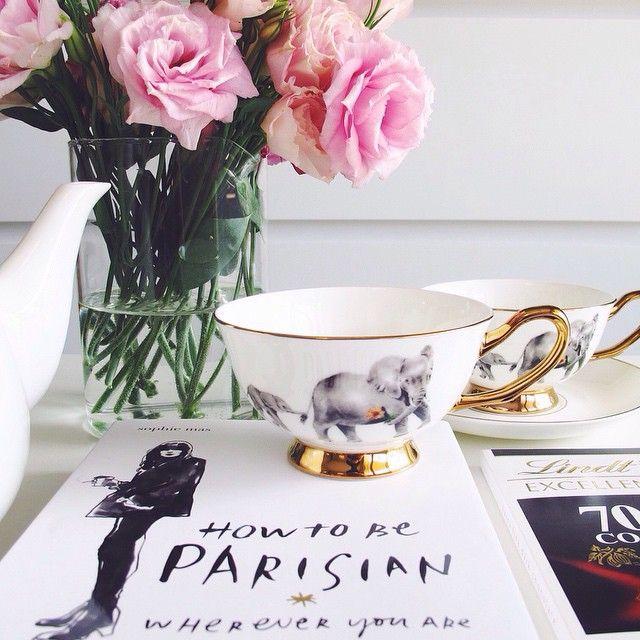 inspiración parisina caracteristicas