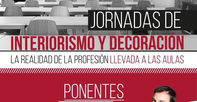 Jornadas interiorismo y decoraci n escuela madrile a de - Escuela de interiorismo ...