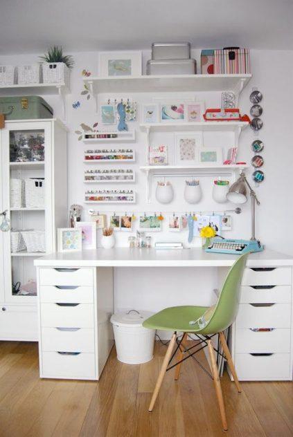 habitaciones juveniles escritorio