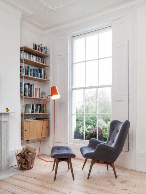 habitaciones juveniles zona lectura