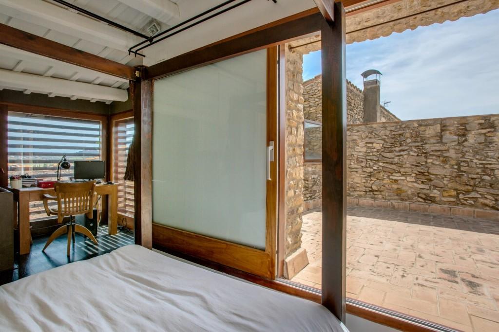 dormitorio casa de lujo gerona