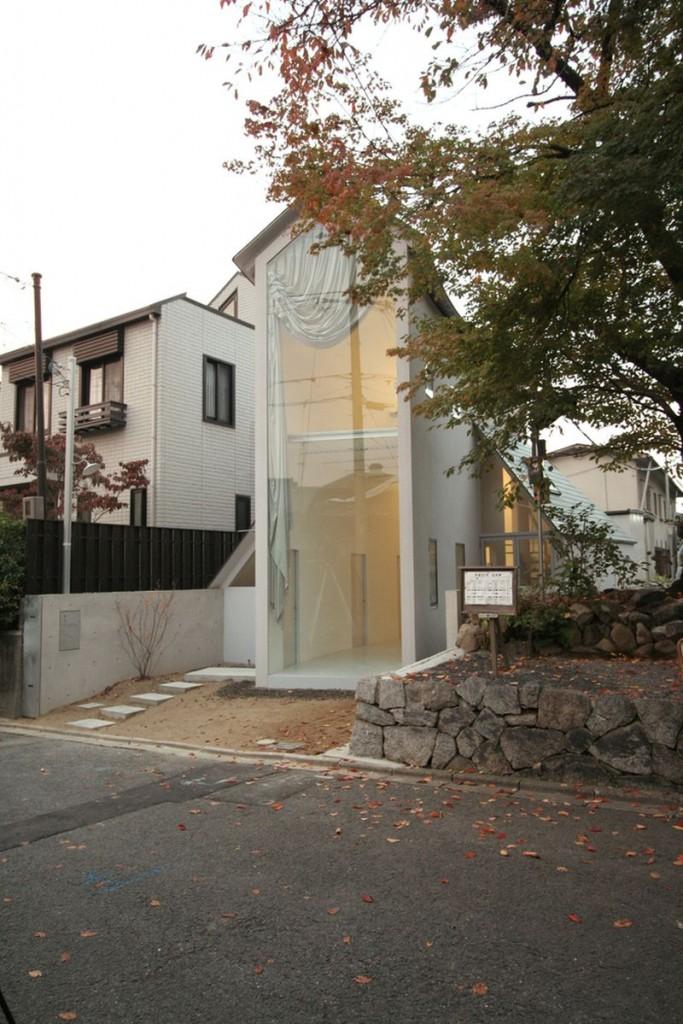 o house casa japonesa inusual