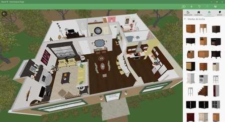 planner 5d diseño de interiores