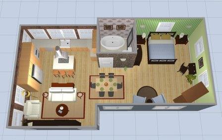 room planner diseño de interiores