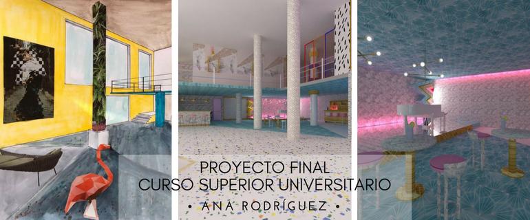 Memphis Design, proyecto final de Ana Rodríguez