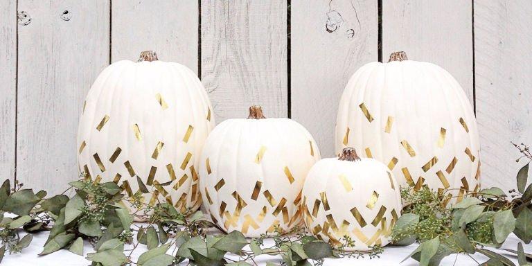calabazas decoracion de halloween