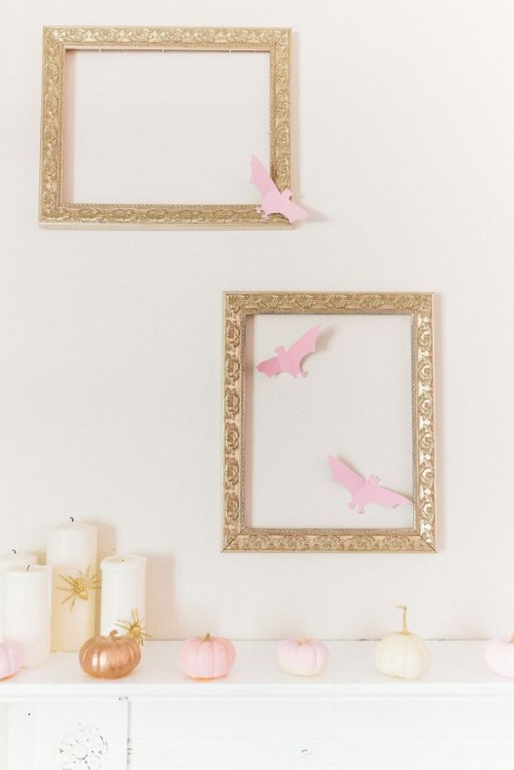 decoracion murcielagos