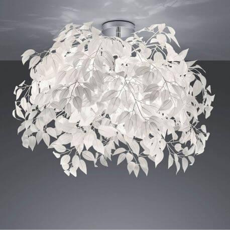 lámparas de plumas