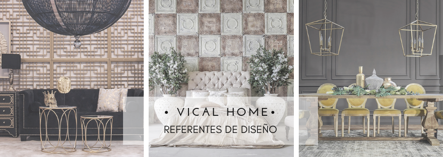 Vical Home, referentes de diseño