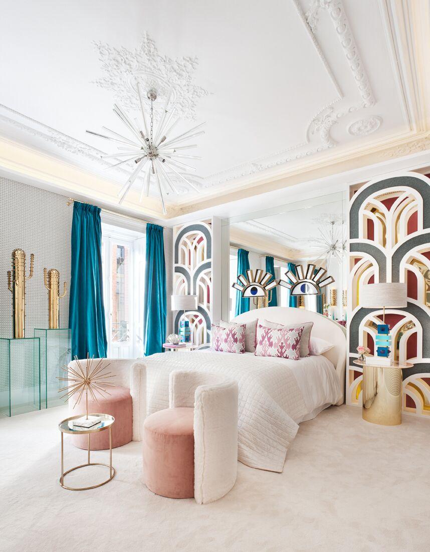 Dormitorio 'Sweet Dreams', Nuria Alia. Casa Decor 2018